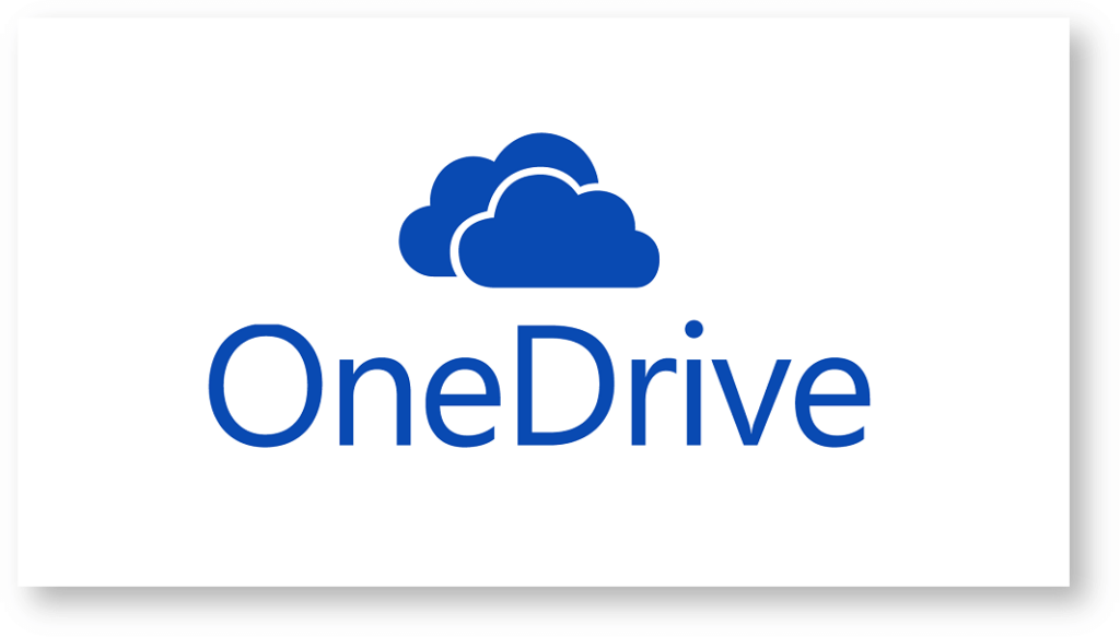 one drive cloud storage