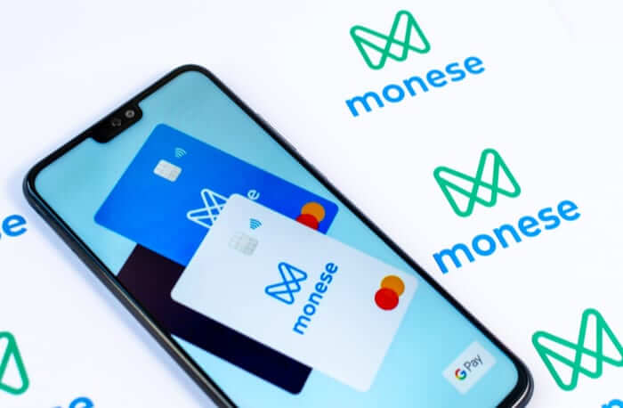 Monese Bank Online Account
