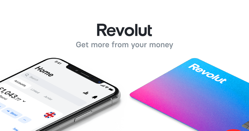 Revolut Bank Logo