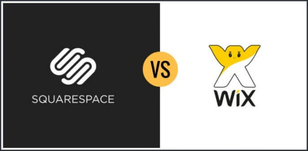 wix vs sqaurespace