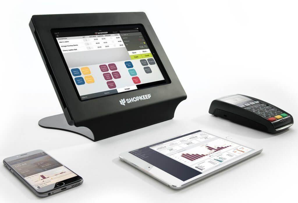Shopkeep POS Systems