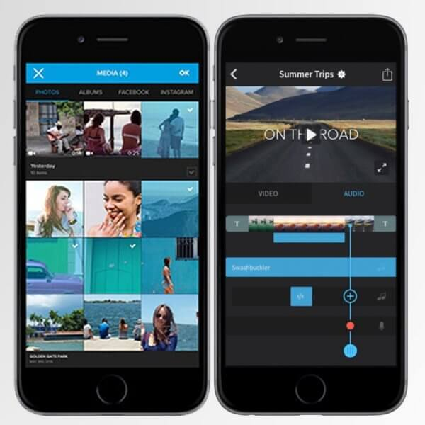 best free video editing software for mobile