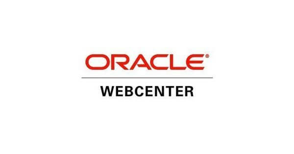 Oracle webcenter CMS