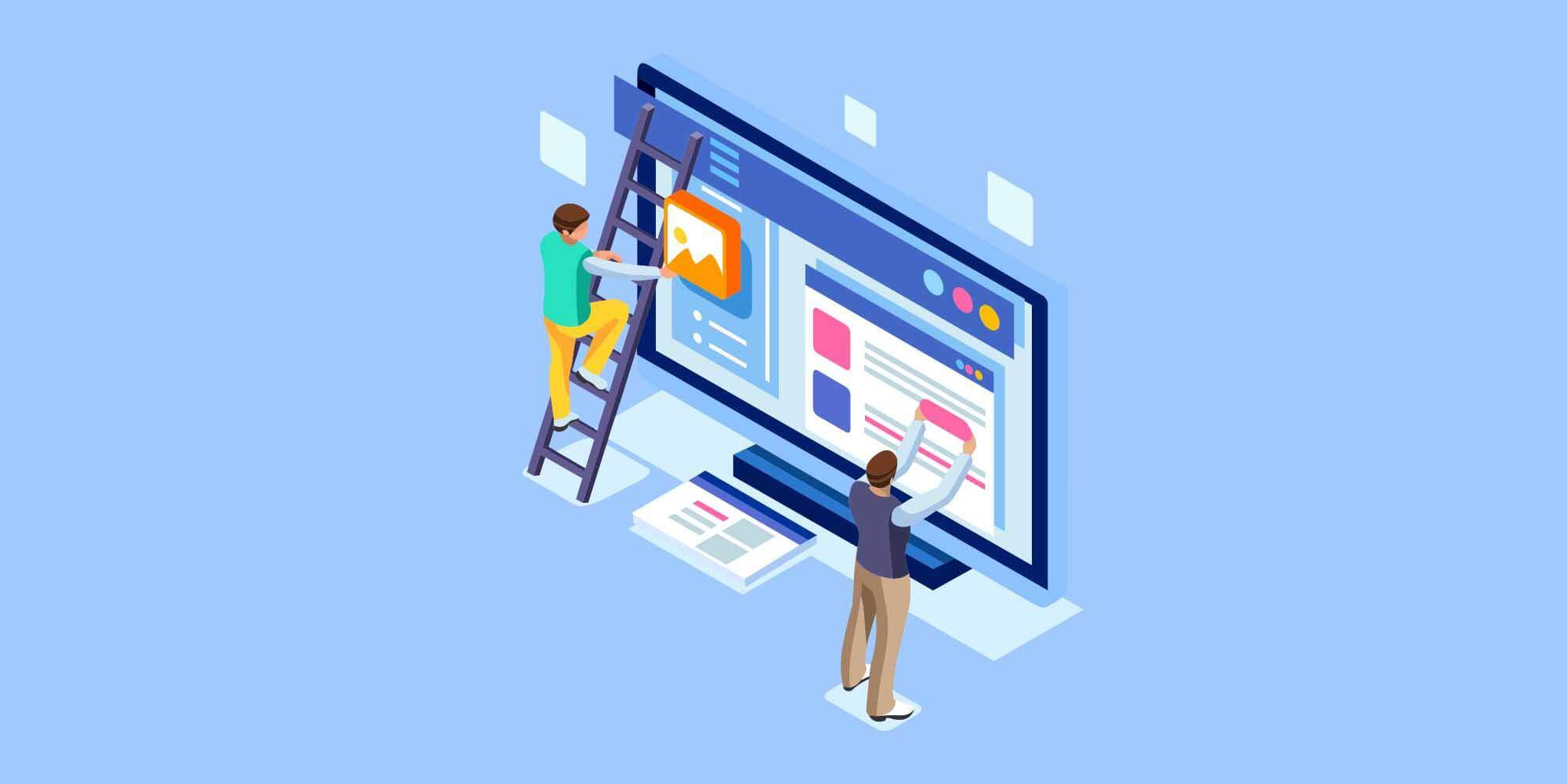 improve your website design