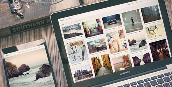 photography website themes